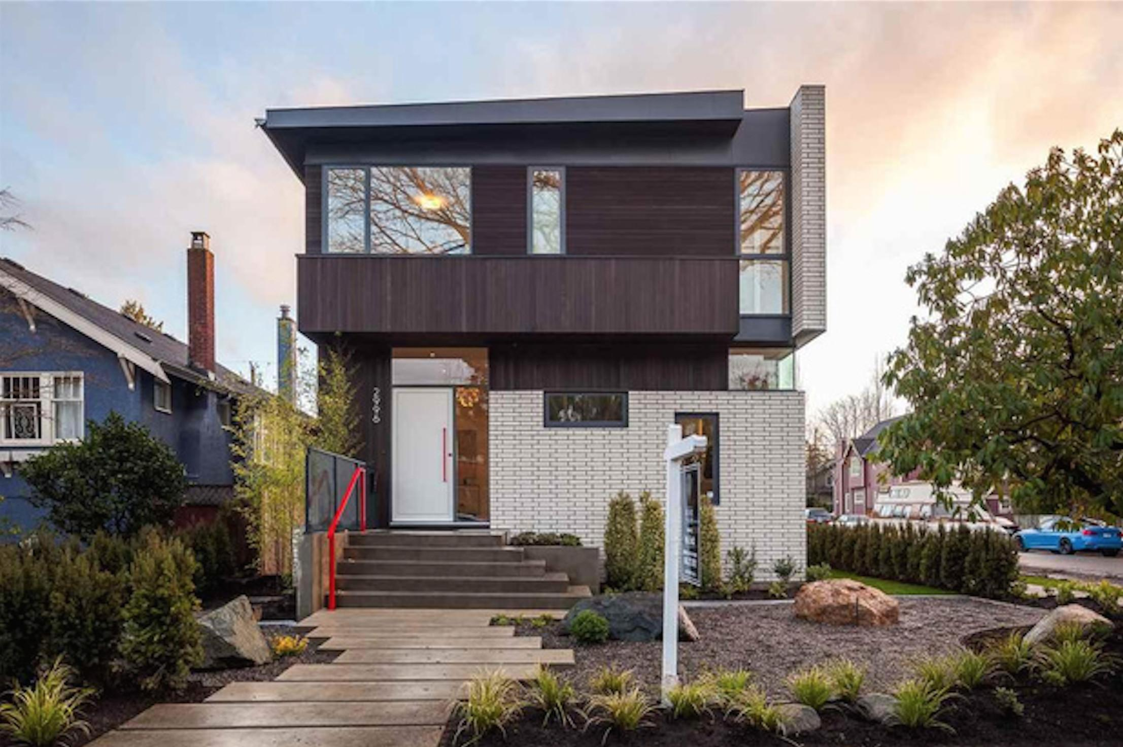 Beautiful Modern Vancouver Homes Sale Albrighton Real