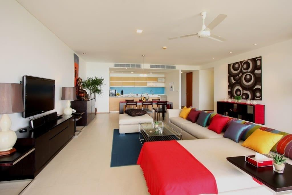 Beautiful Ocean Condo Appartements Sidence