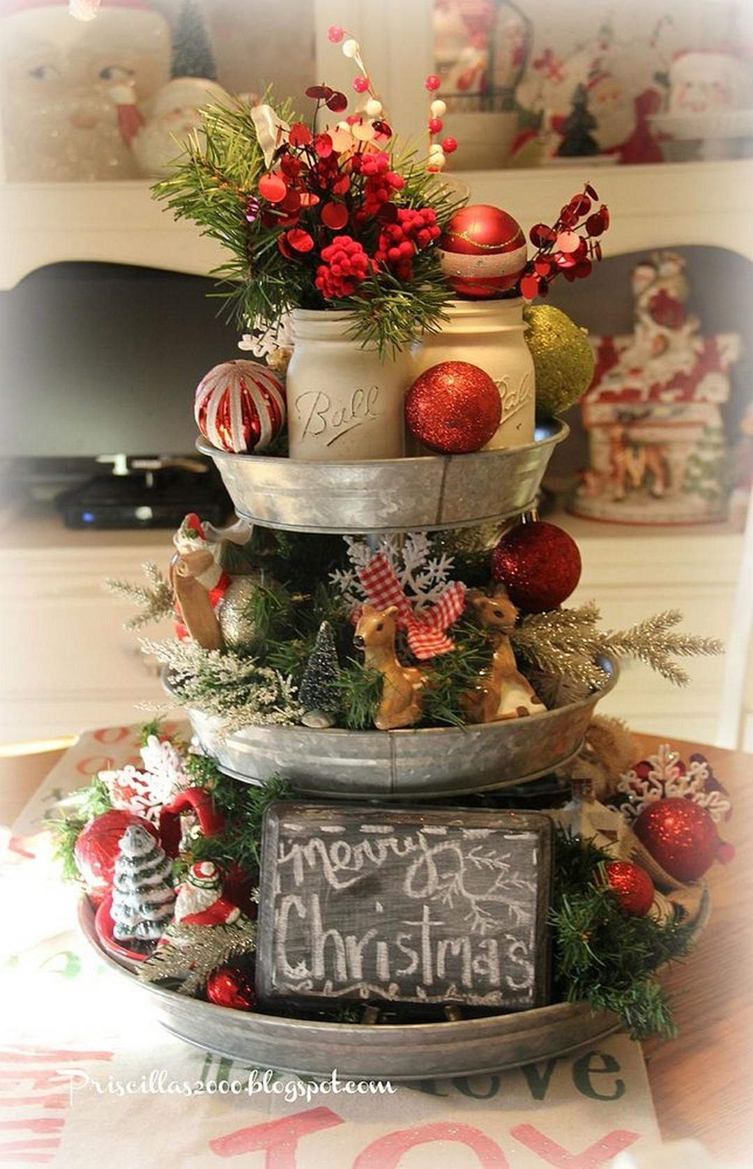 Beautiful Rustic Christmas Decorations Can Easily Diy