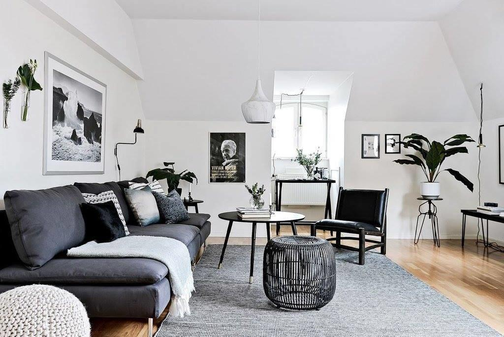 Beautiful Scandinavian Living Room Designs
