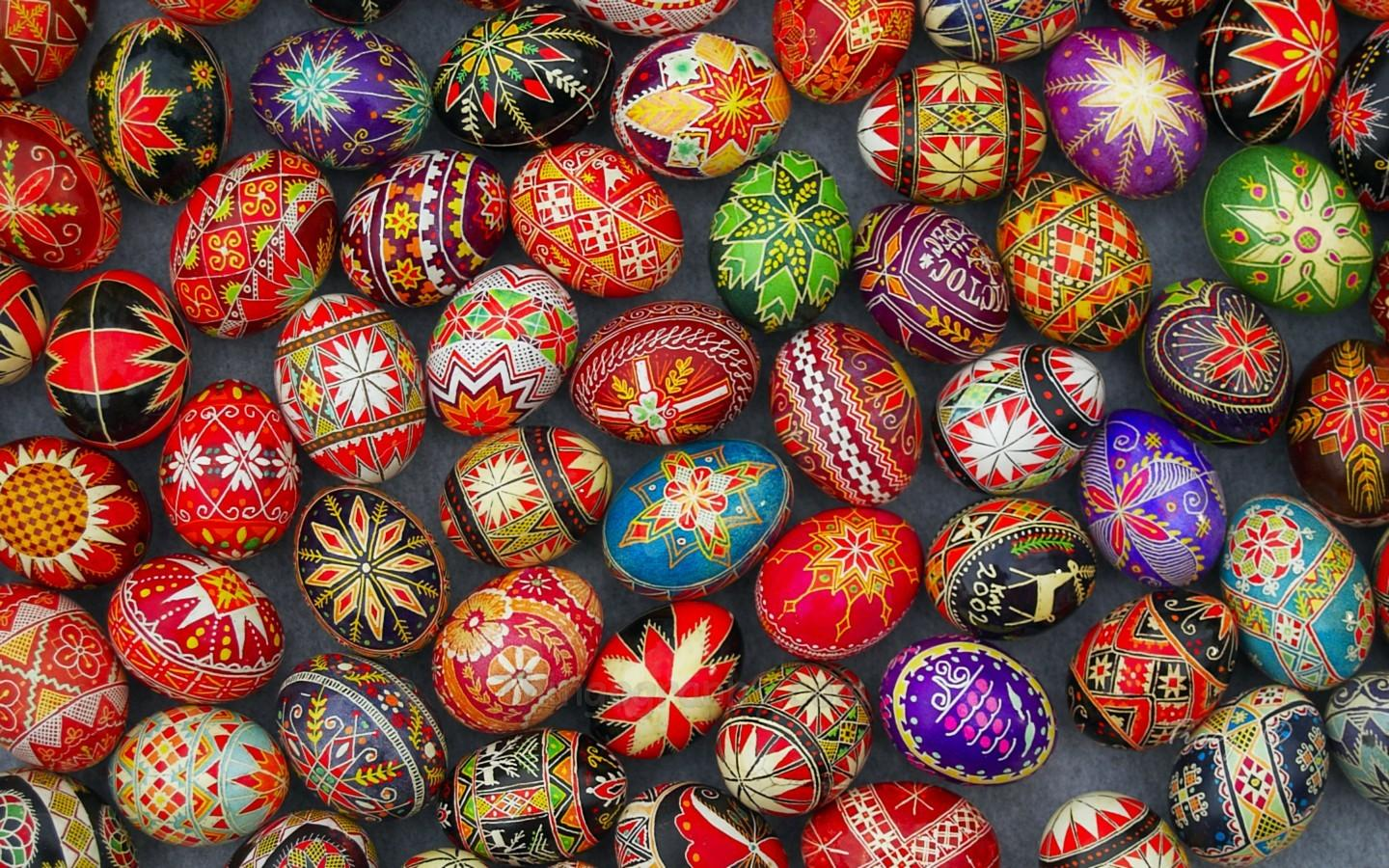 Beautiful Slavic Easter Egg Decorations Inspire