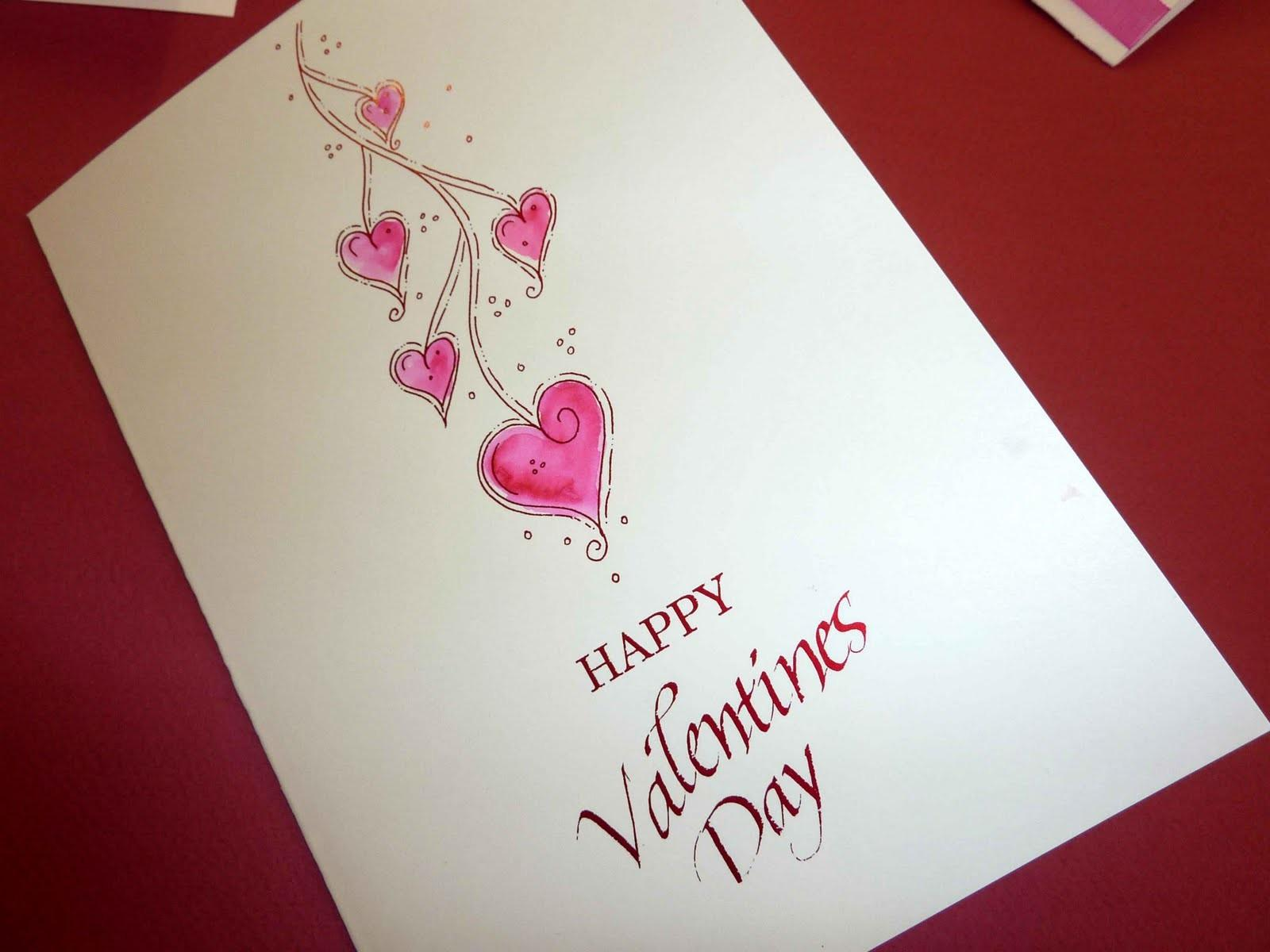 Beautiful Stunning Valentine Day Greeting Cards