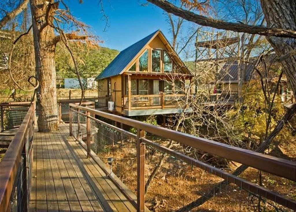 Beautiful Treehouse Resorts Texas Growing Popularity