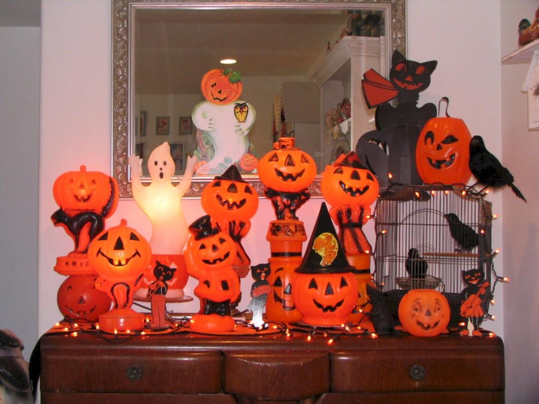 Beautiful Vintage Halloween Decoration Ideas Ruth
