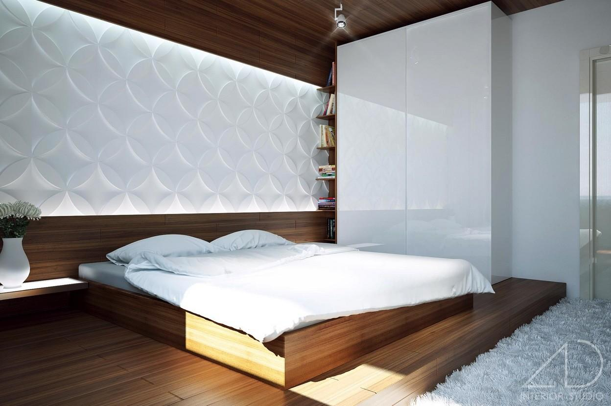 Beautiful Wooden Bed Interior Design Ideas