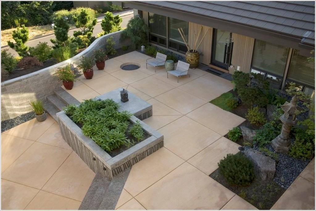 Beautify Your Garden Modern Outdoor Planters Lestnic