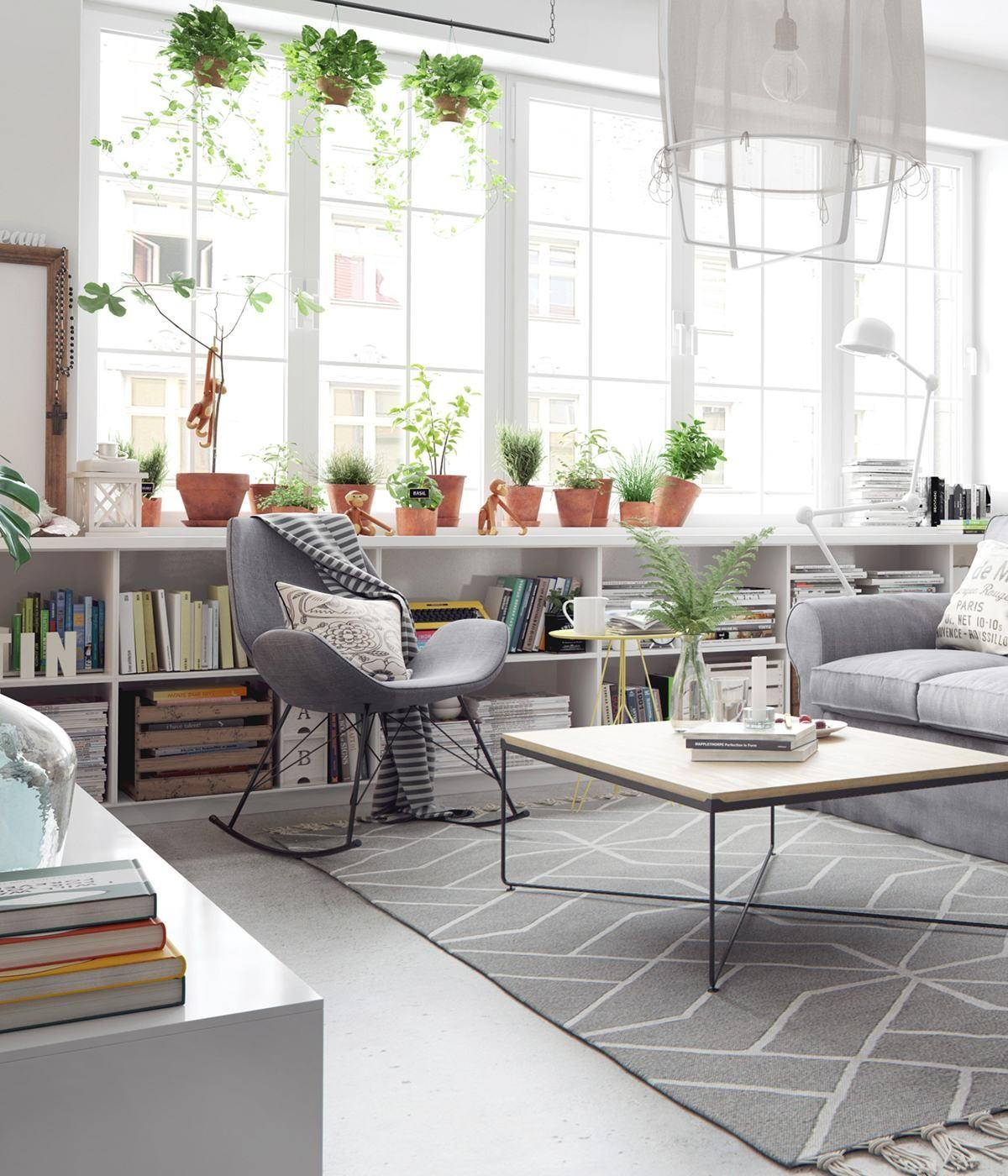 Beauty Nordic Apartment Interior Design Style