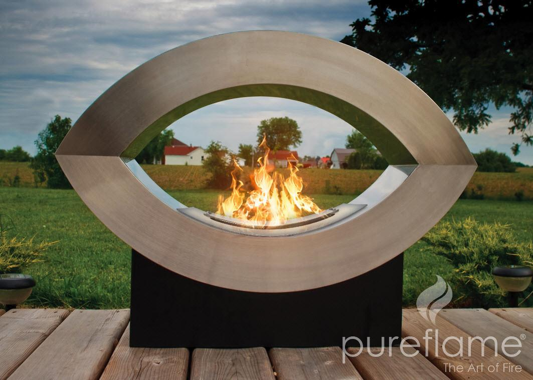 Beauty Warmth Modern Fireplaces