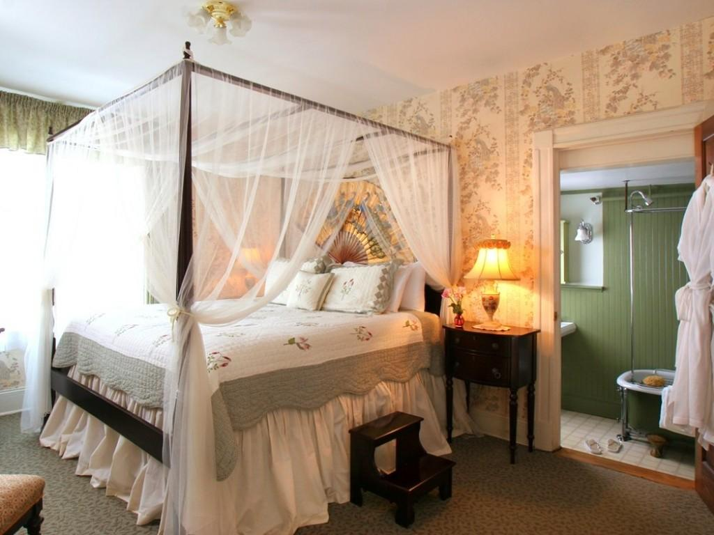 Bed Curtains Canopy Beds Victorian