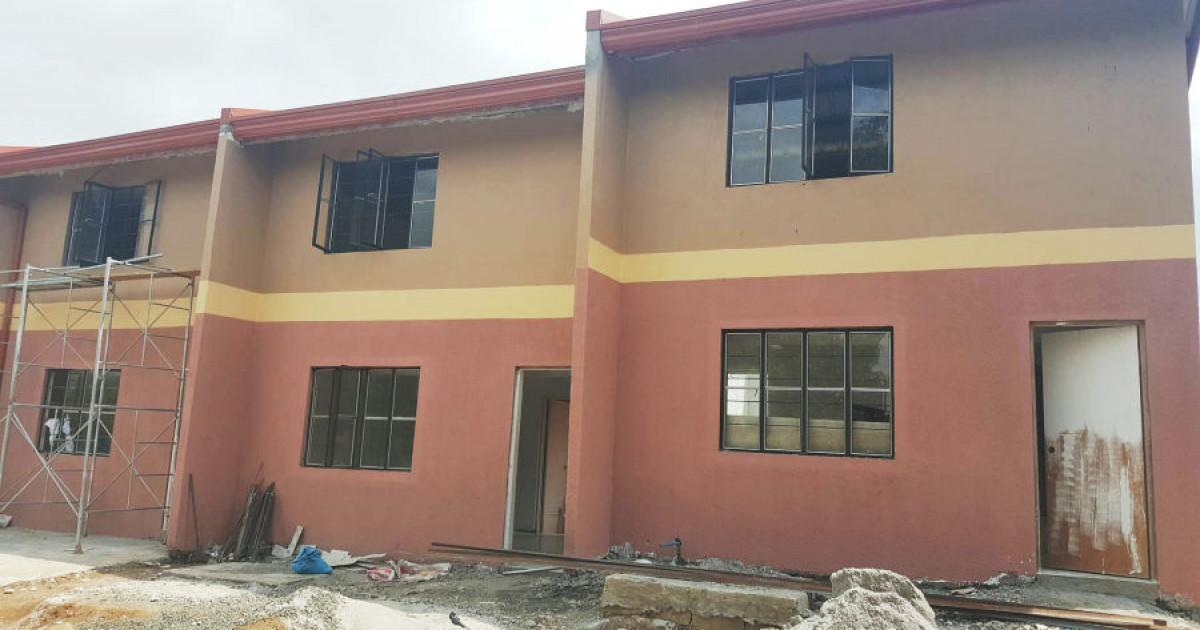 Bed Townhouse Sale Dalig Antipolo 405 000
