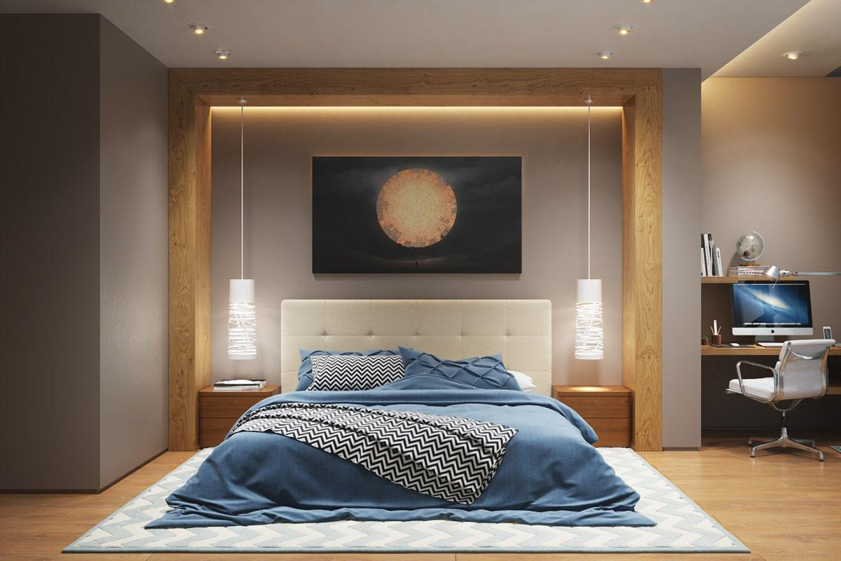 Bedroom Accent Lighting Ideas Home Inspirations