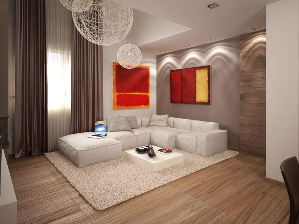 Bedroom Accent Lighting Ideas Yellow Wall