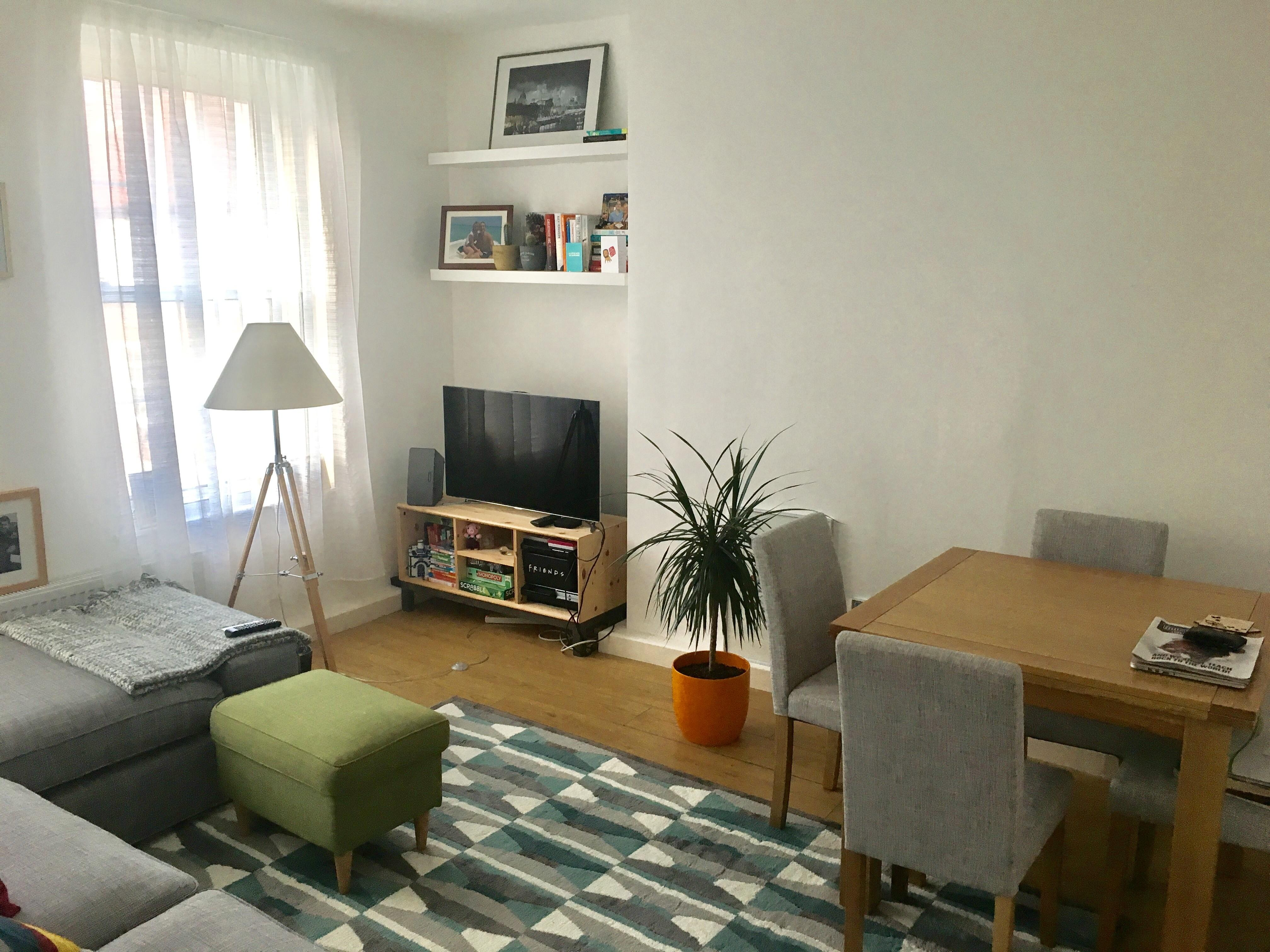 Bedroom Apartment Rent Mawbey House Old Kent Road