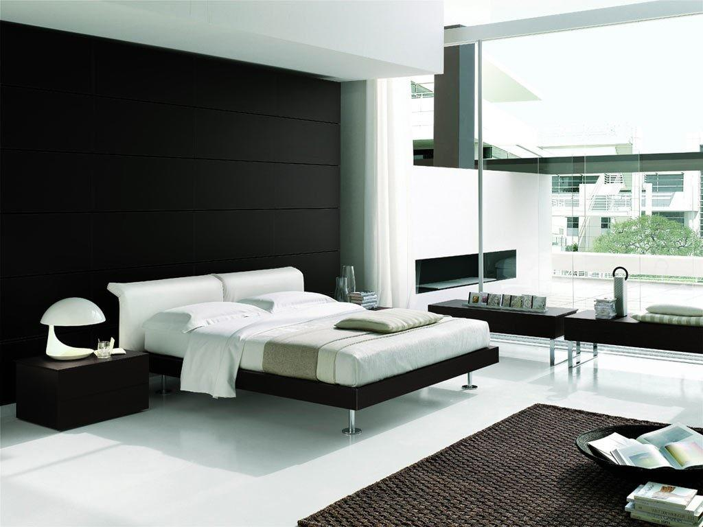 Bedroom Black White Ideas Young Adults