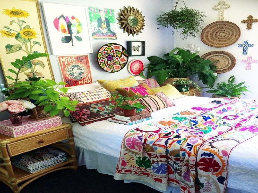 Bedroom Bohemian Bedrooms Awesome Moon Create