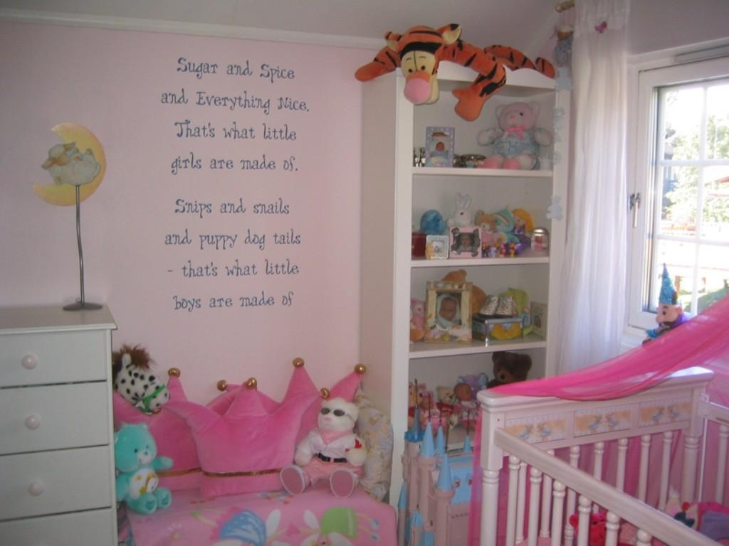 Bedroom Brilliant Decorating Ideas Small Baby