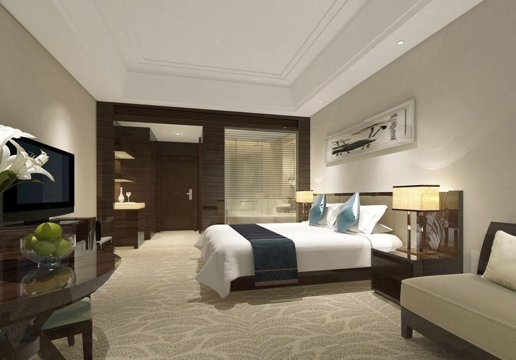 Bedroom Chain Business Hotel Interior Design House