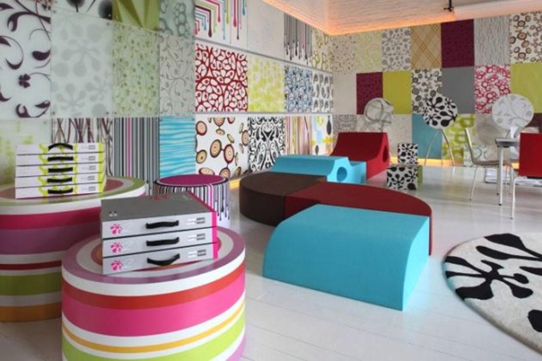 Bedroom Colors Decorbedroom Idea Colorful Room