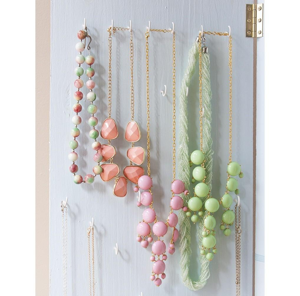 Bedroom Creative Diy Jewelry Organizer Look Designs