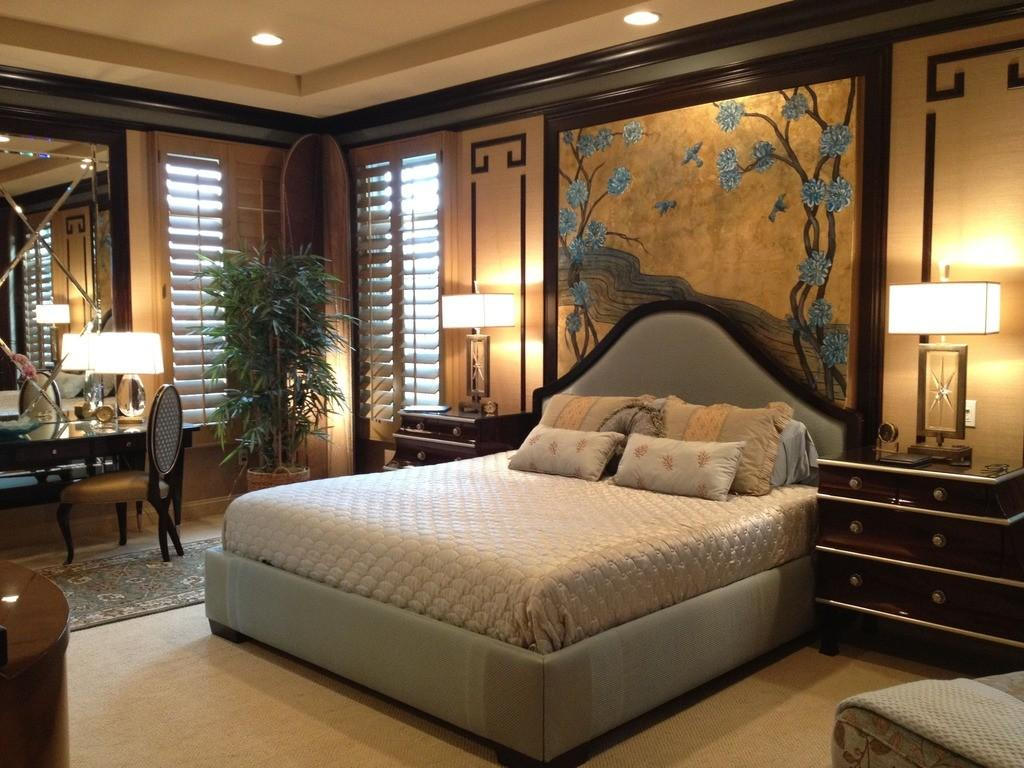 Bedroom Decorating Ideas Asian Style