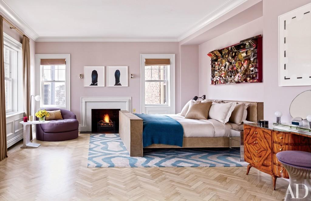 Bedroom Decorating Ideas Fireplaces Inspirations