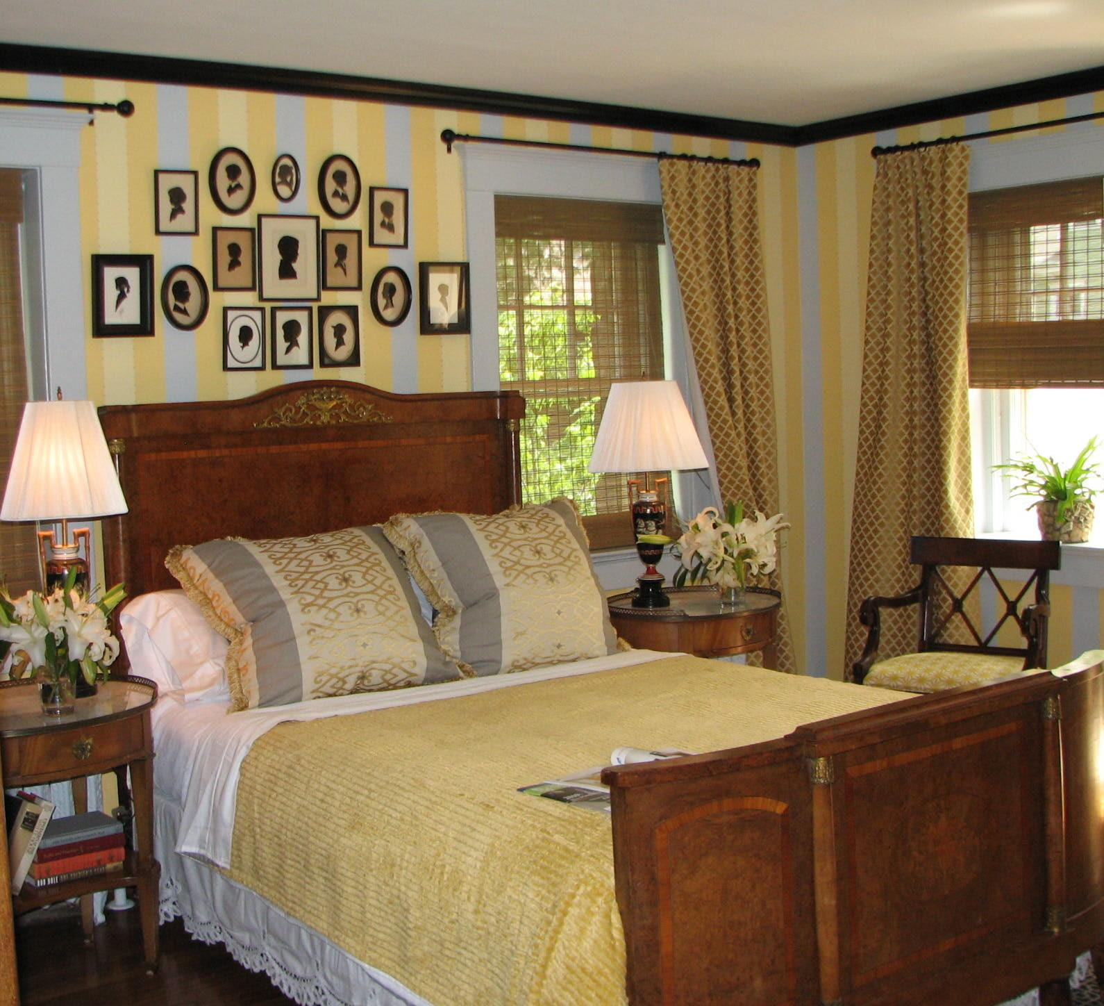 Bedroom Design Eclectic Home Decoration Live