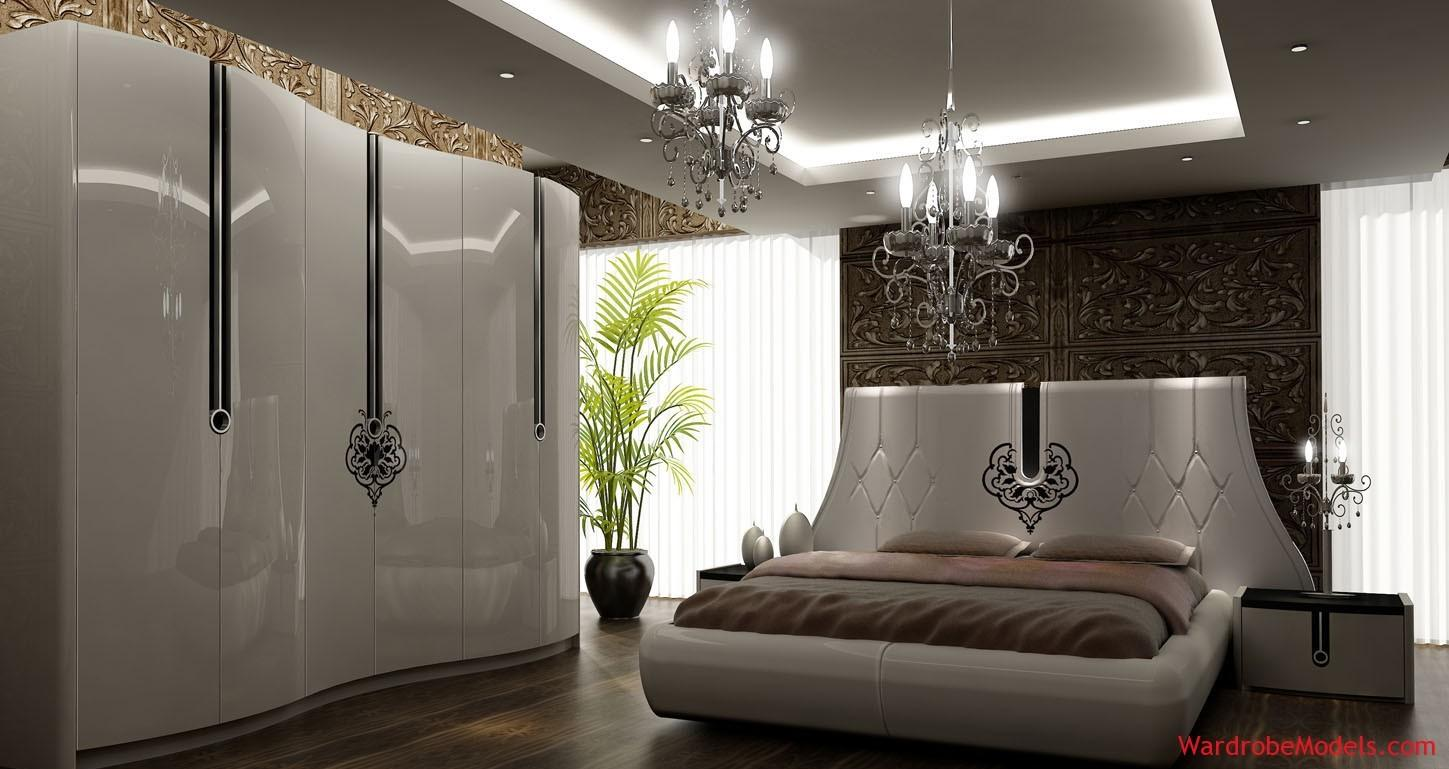 Bedroom Design Modern Wardrobe Models Decoration