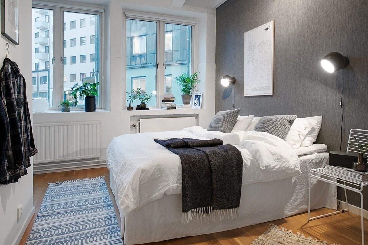 Bedroom Design Scandinavian Style