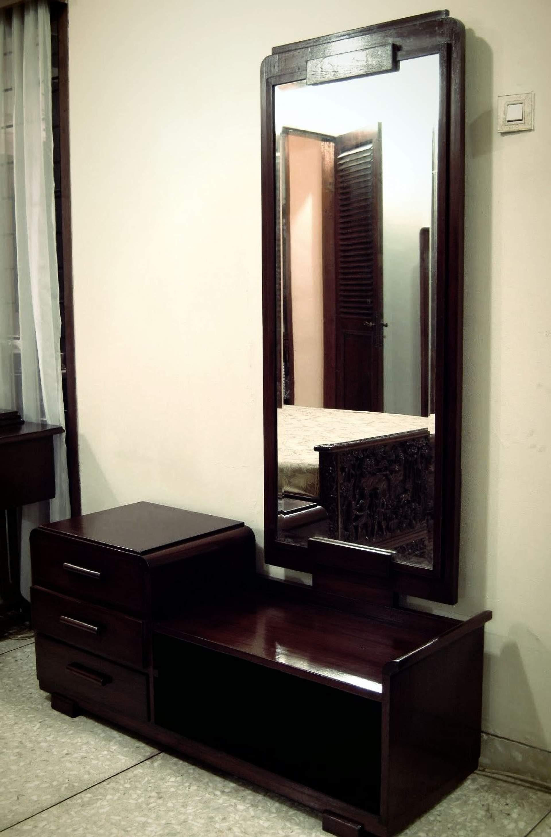 Bedroom Dressing Table Designs Length Mirror