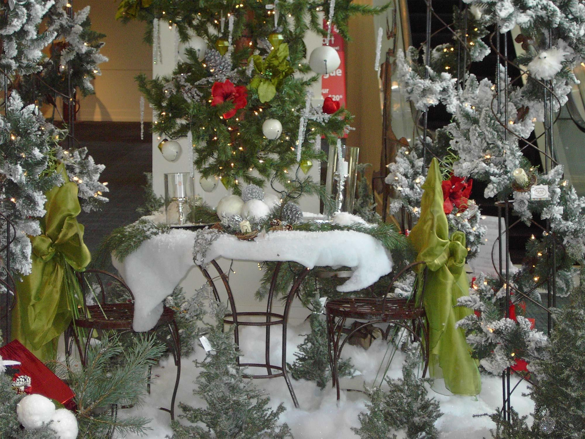Bedroom Furniture Design Christmas Table Decorations