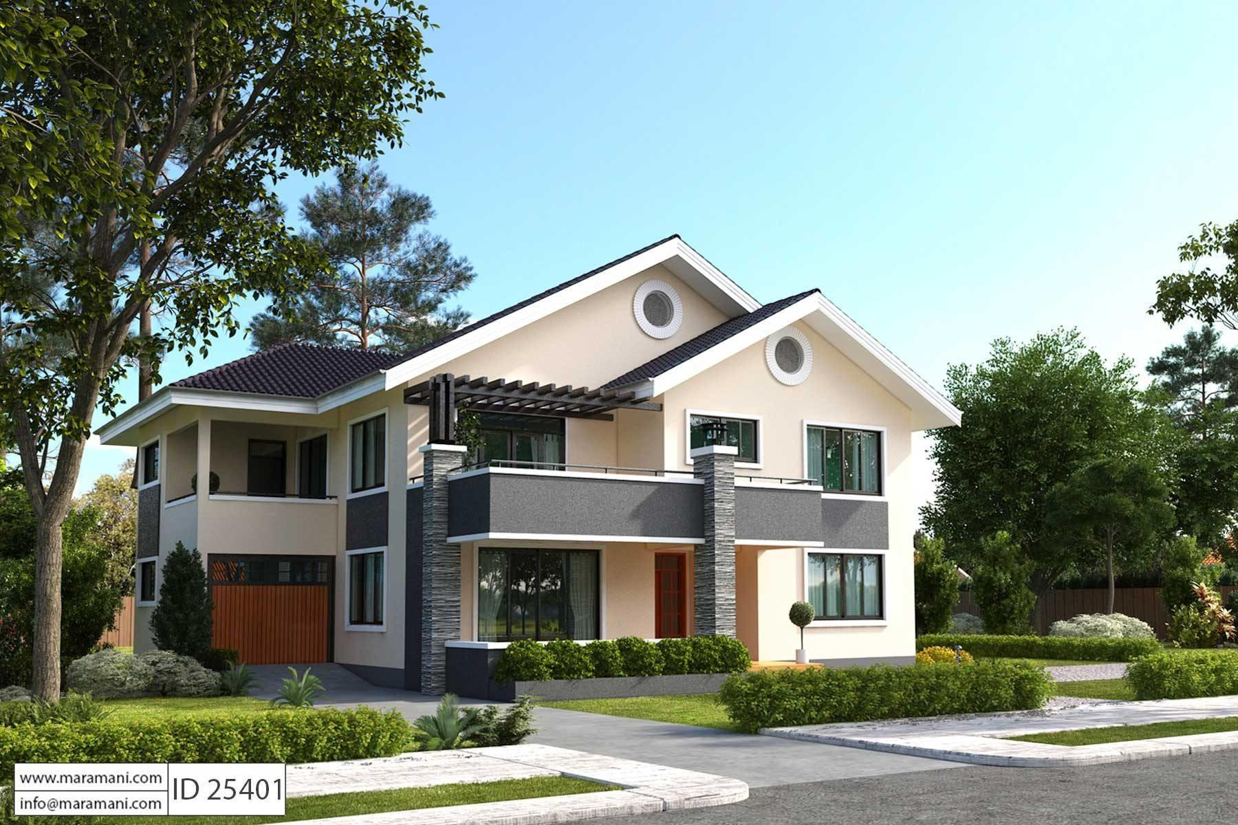 Bedroom House Plan Floor Plans Maramani