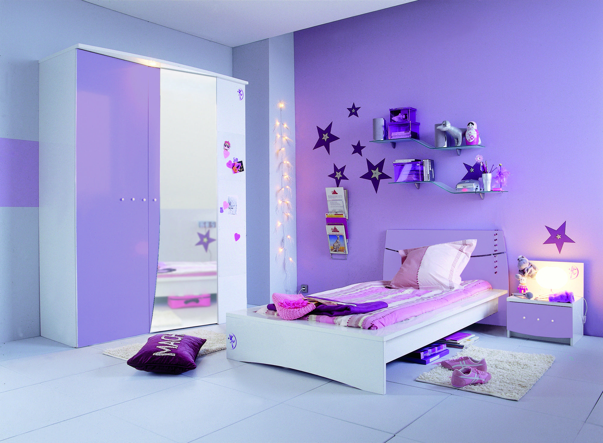 Bedroom Ideas Girls Kids Beds Boys Bunk Real Car