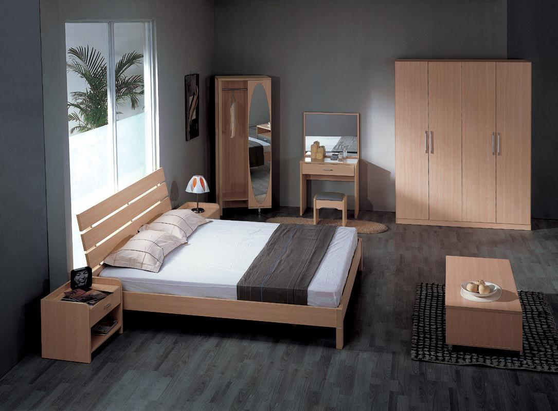 Bedroom Luxury Minimalist Design Small Rooms