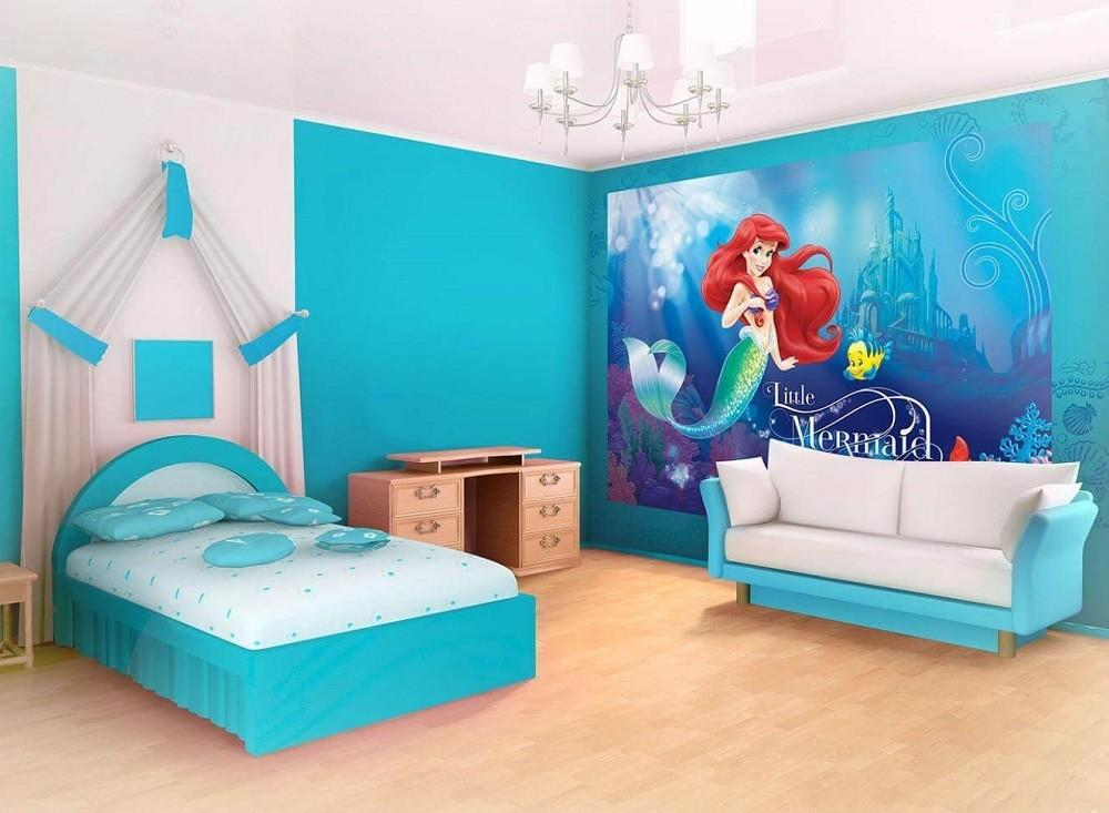 Bedroom Mermaid Home Decor Creating Kids