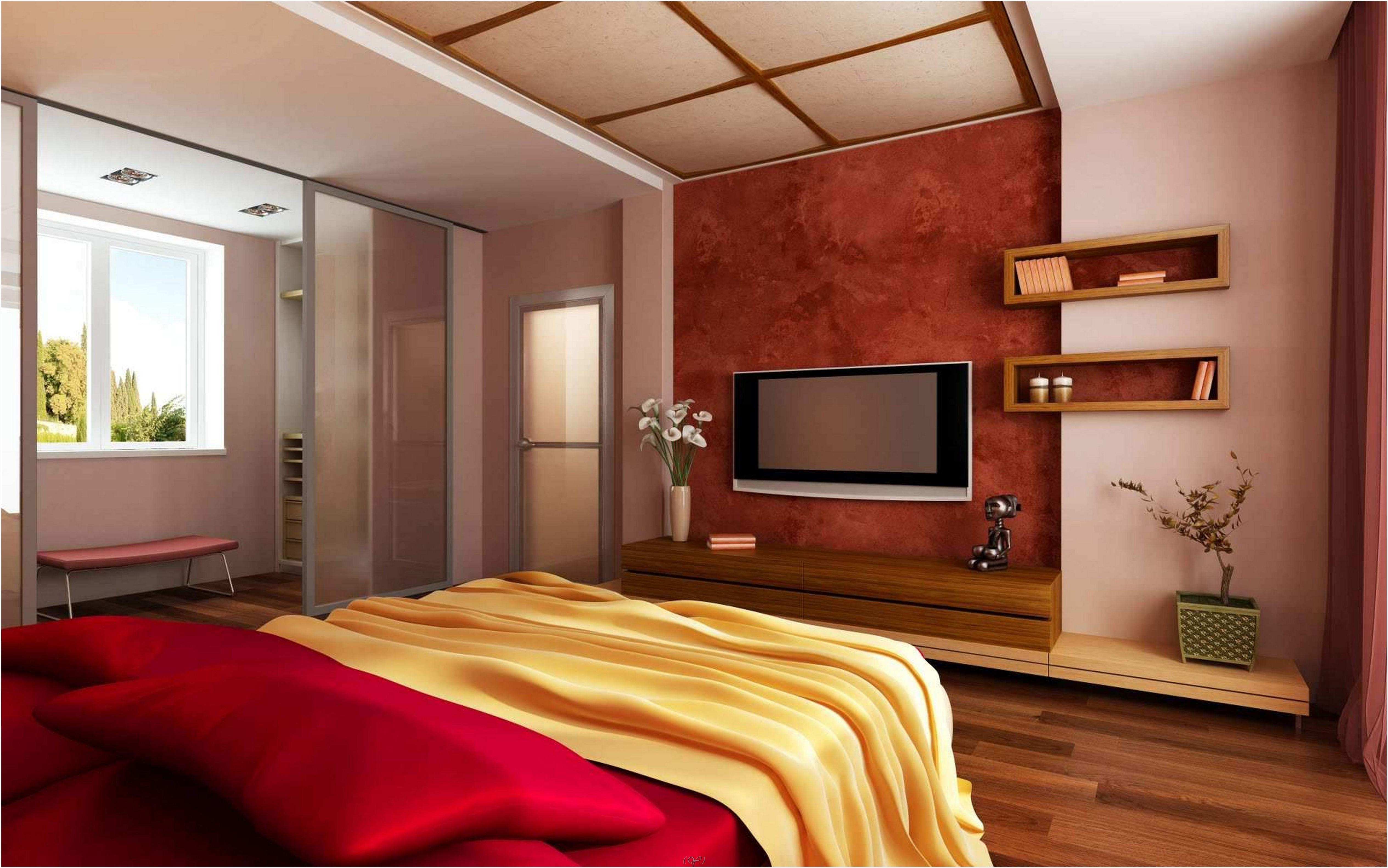 Bedroom Modern Pop Designs Wall Paint Color