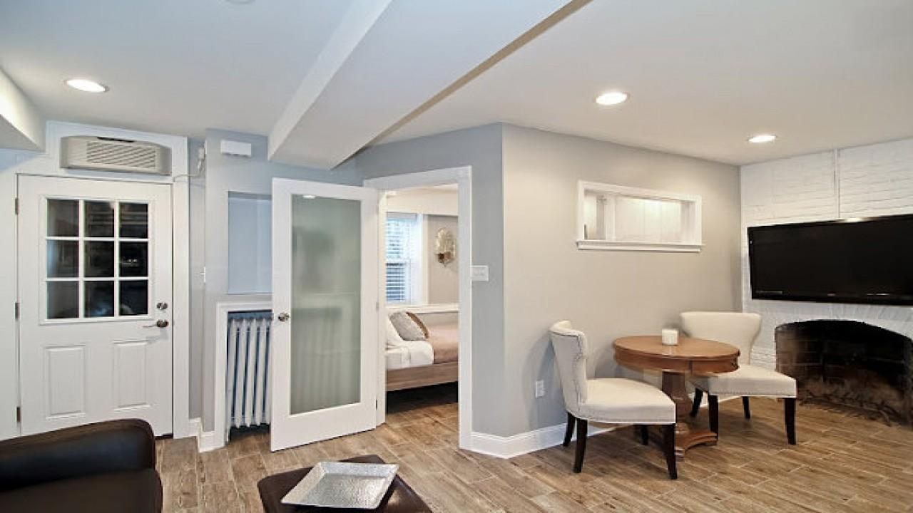 Bedroom Plans Layouts Basement Into Apartment