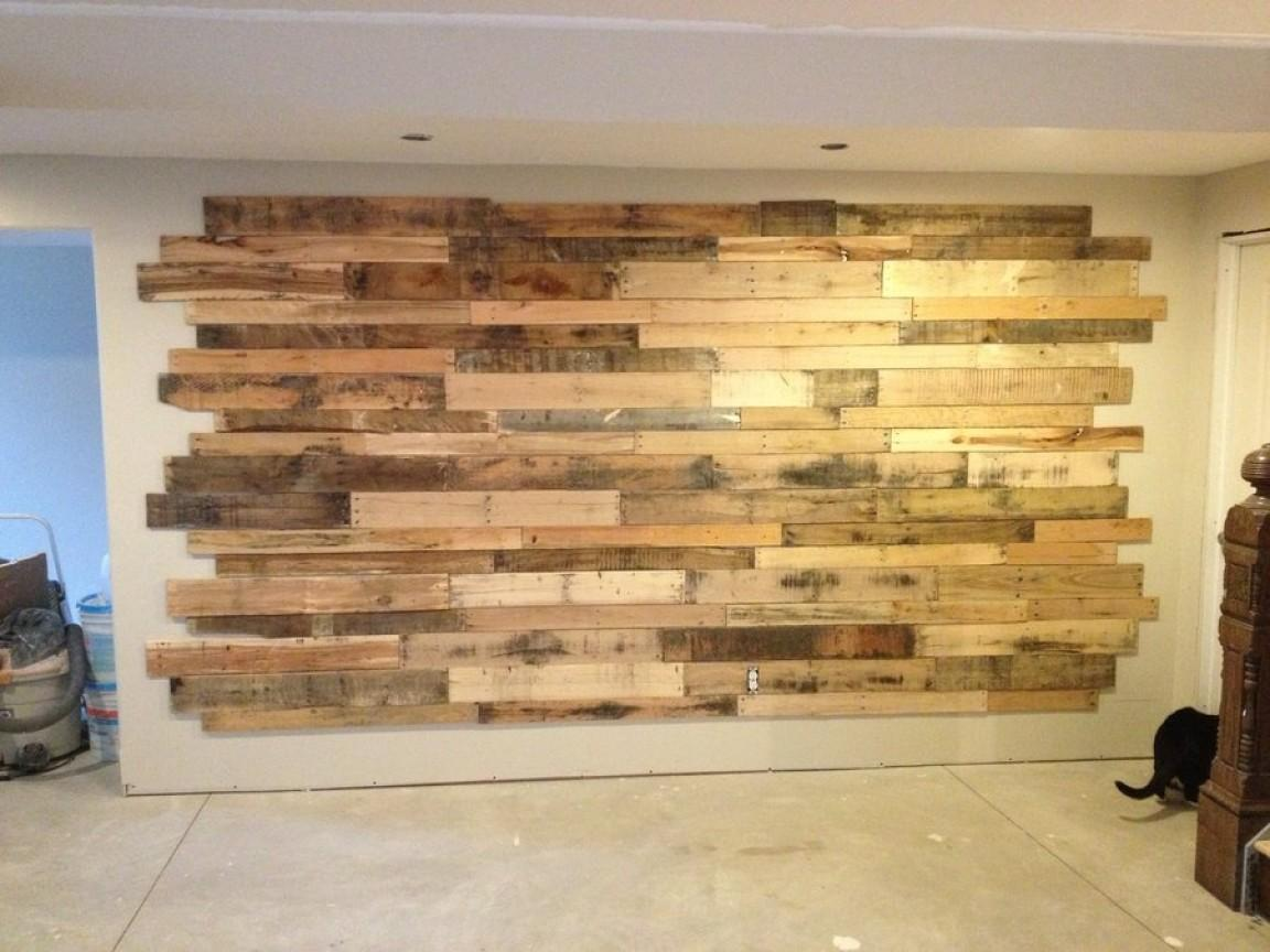 Bedroom Remodeling Ideas Reclaimed Wood Wall Accent