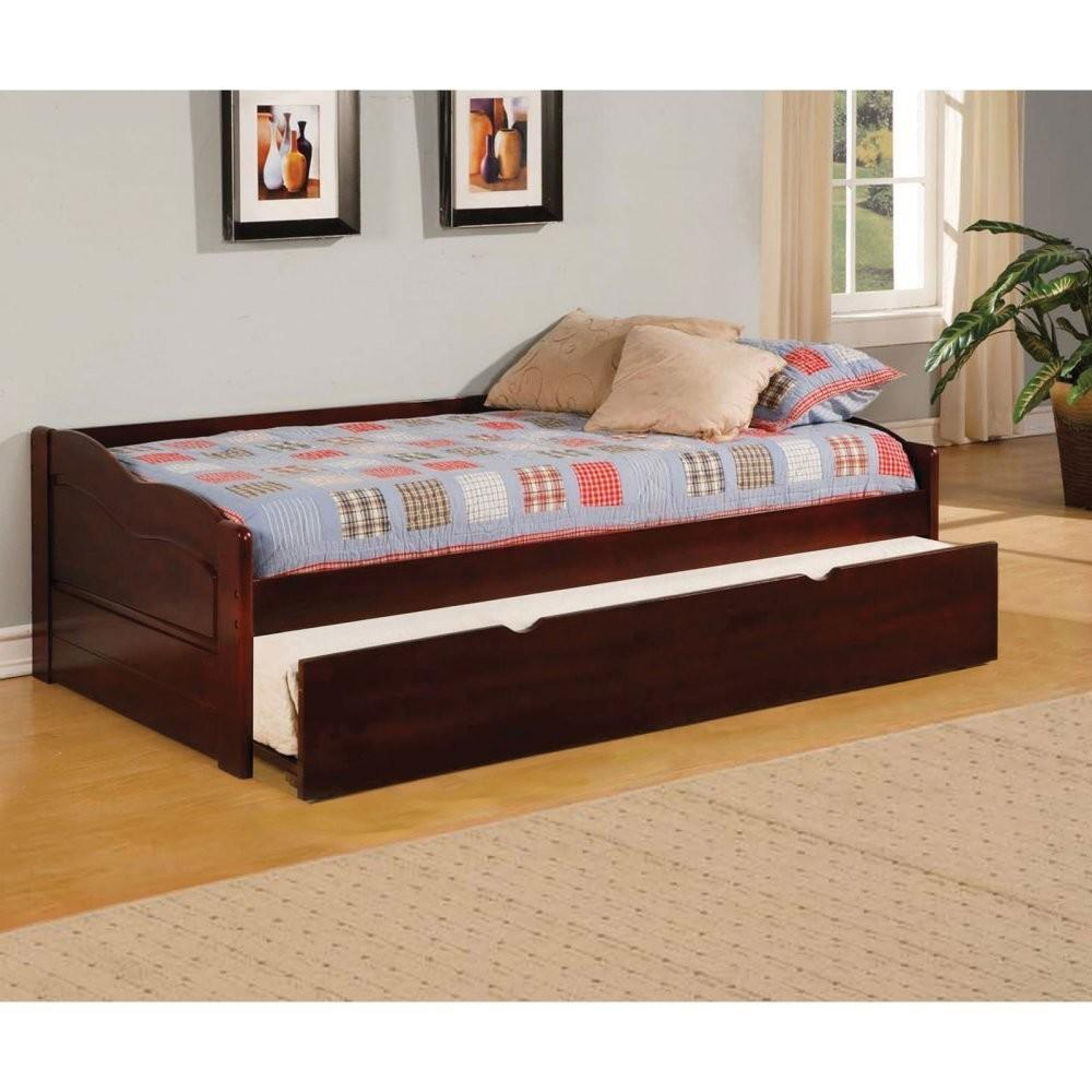 Bedroom Space Saving Trundle Bed Ideas Kids