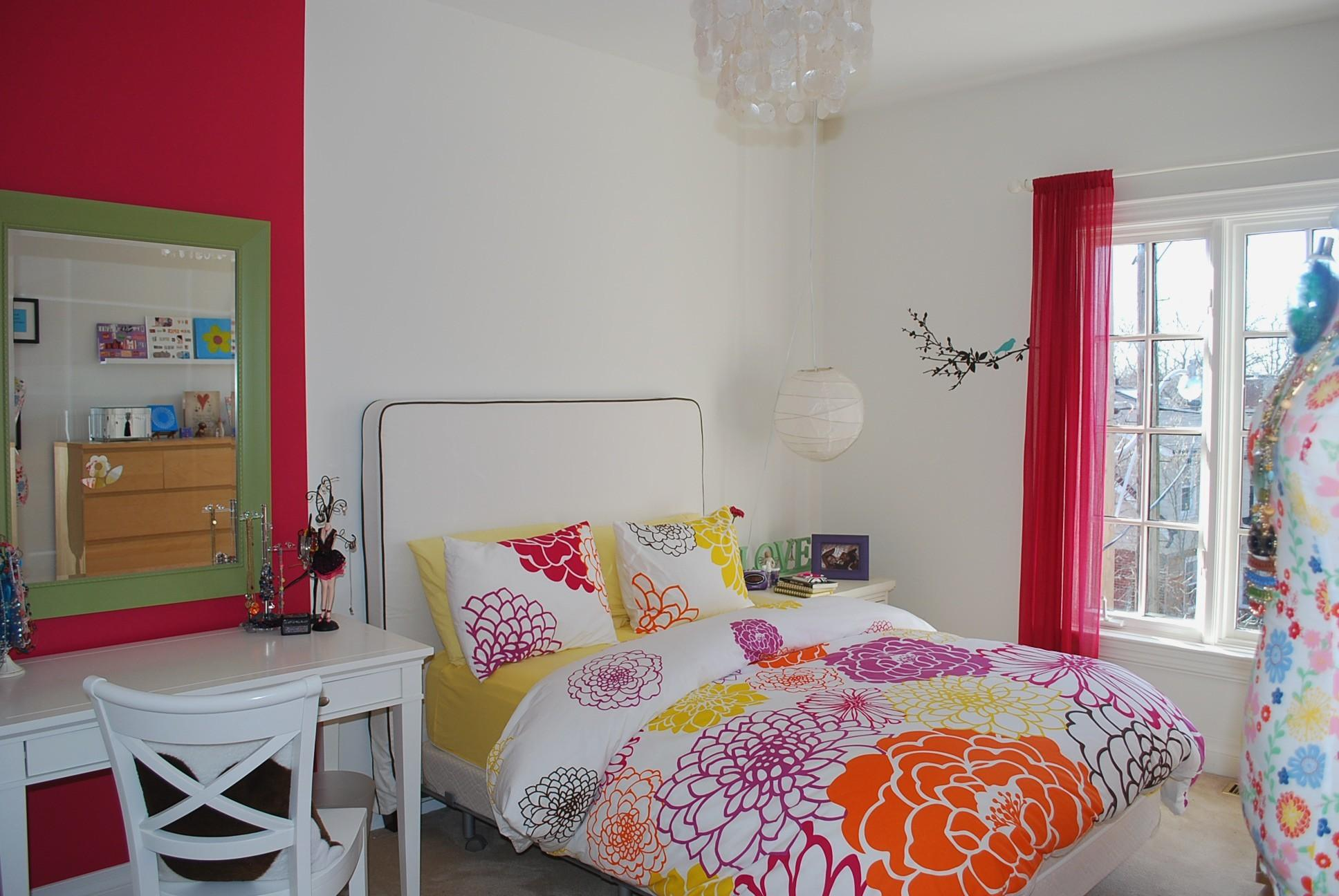 Bedroom Teenage Girl Room Ideas