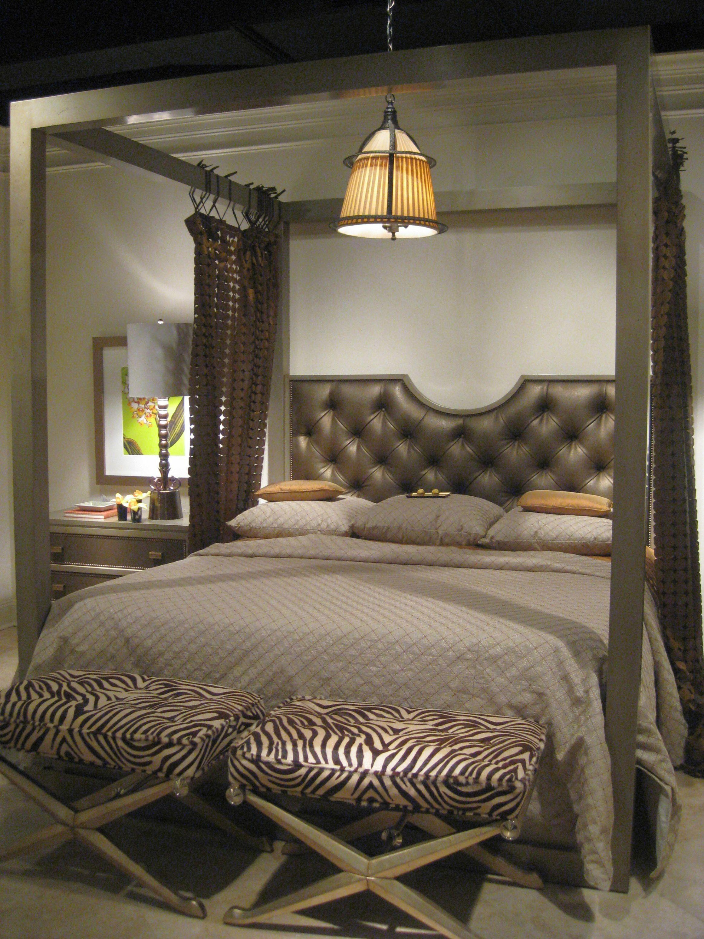 Bedroom Zenlike Master Featuring Darkfinished
