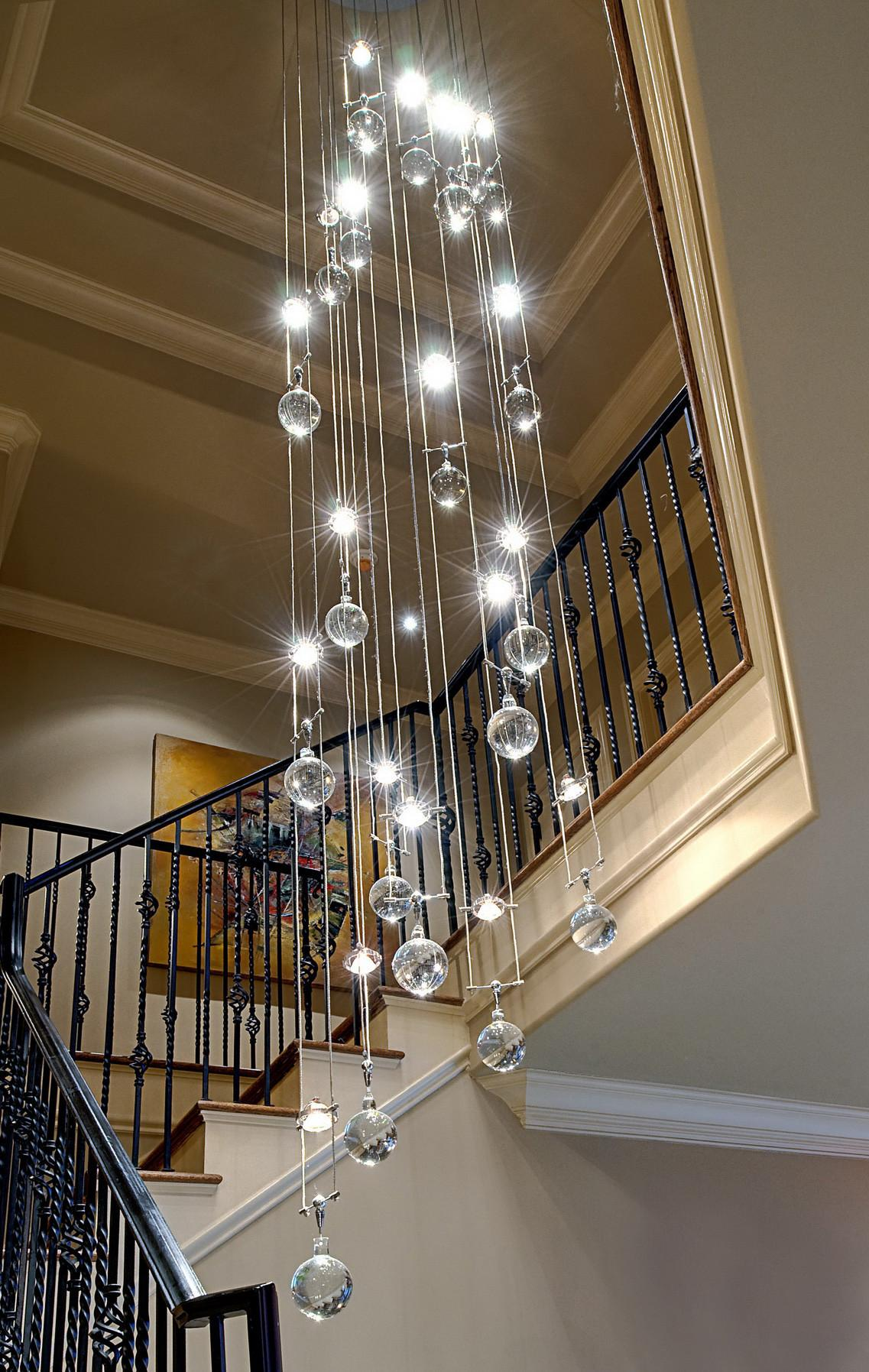 Bedrooms Chandeliers Modern Bubble Chandelier Diy