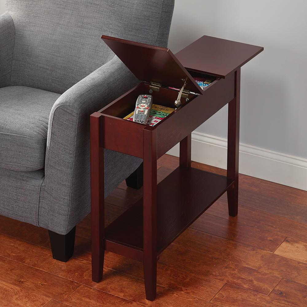 Bedside Table Storage Rast Tables Into