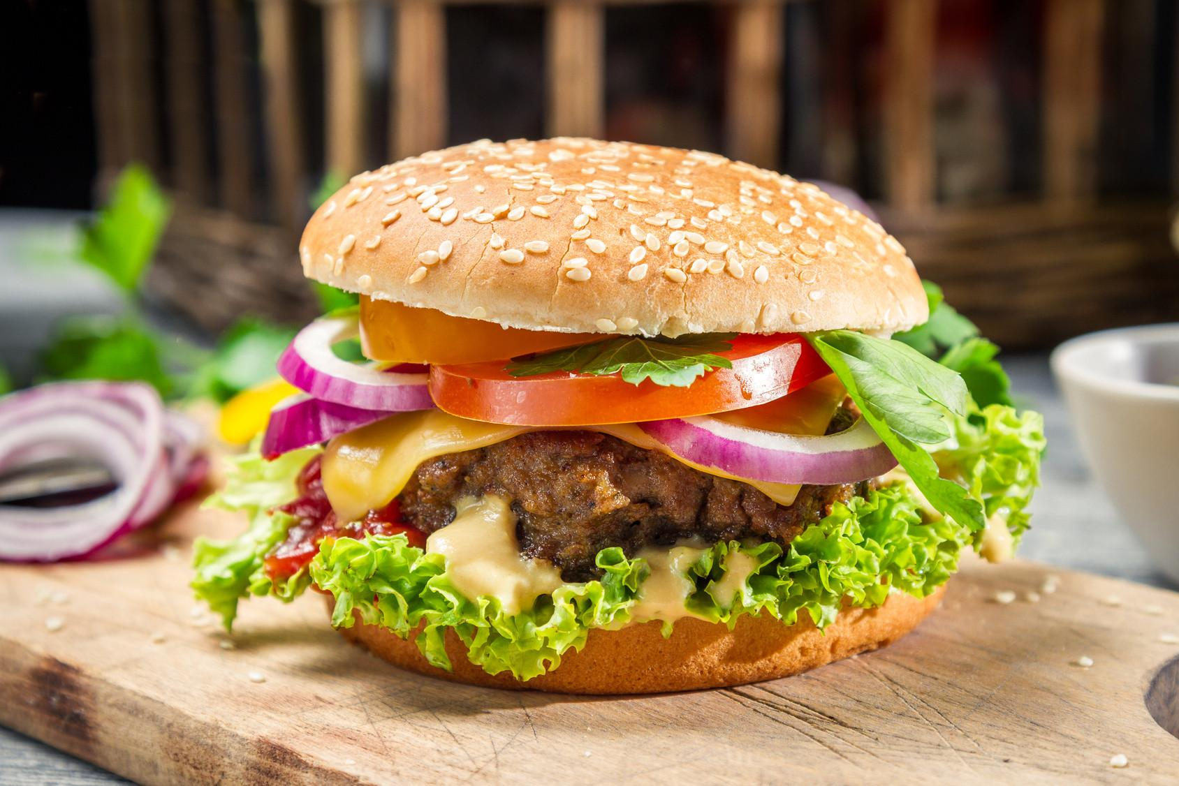 Beef Burgers Dirty Apron Recipes