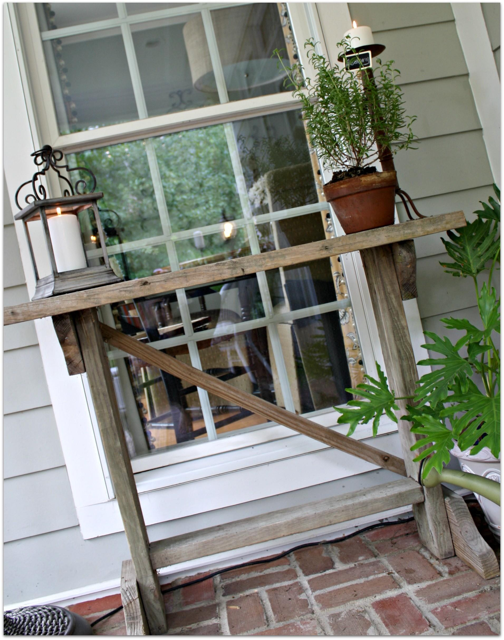 Before After Back Porch Patio Amy Spencer Interiors