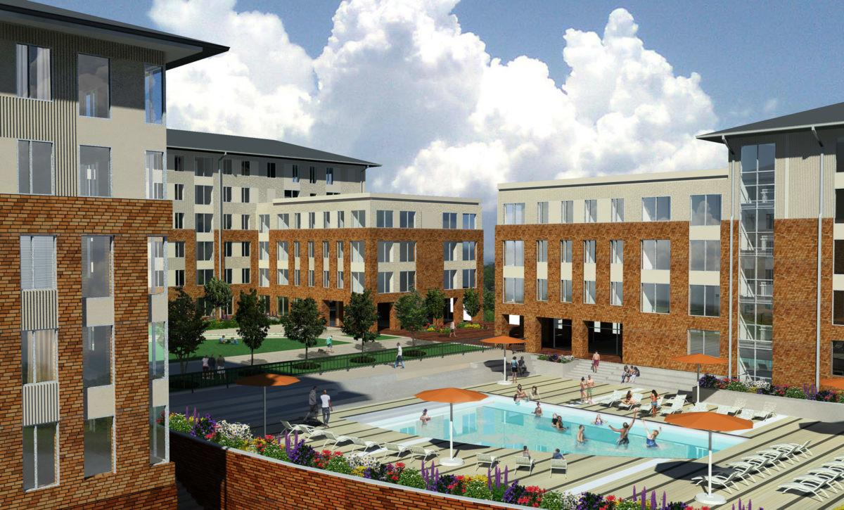 Behind Trends Shaping Student Housing College