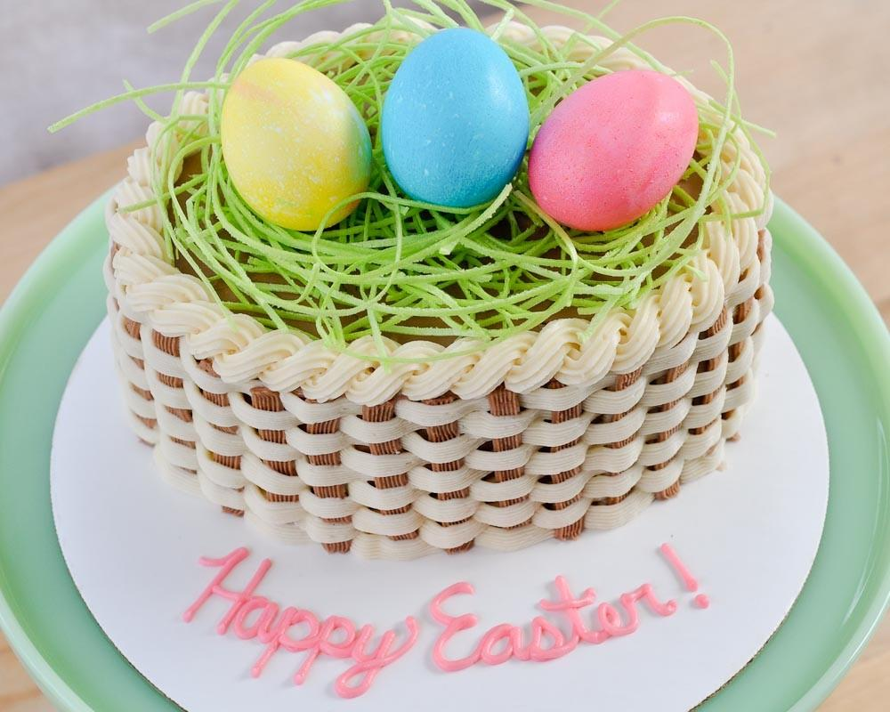 Beki Cook Cake Blog Make Basket Video
