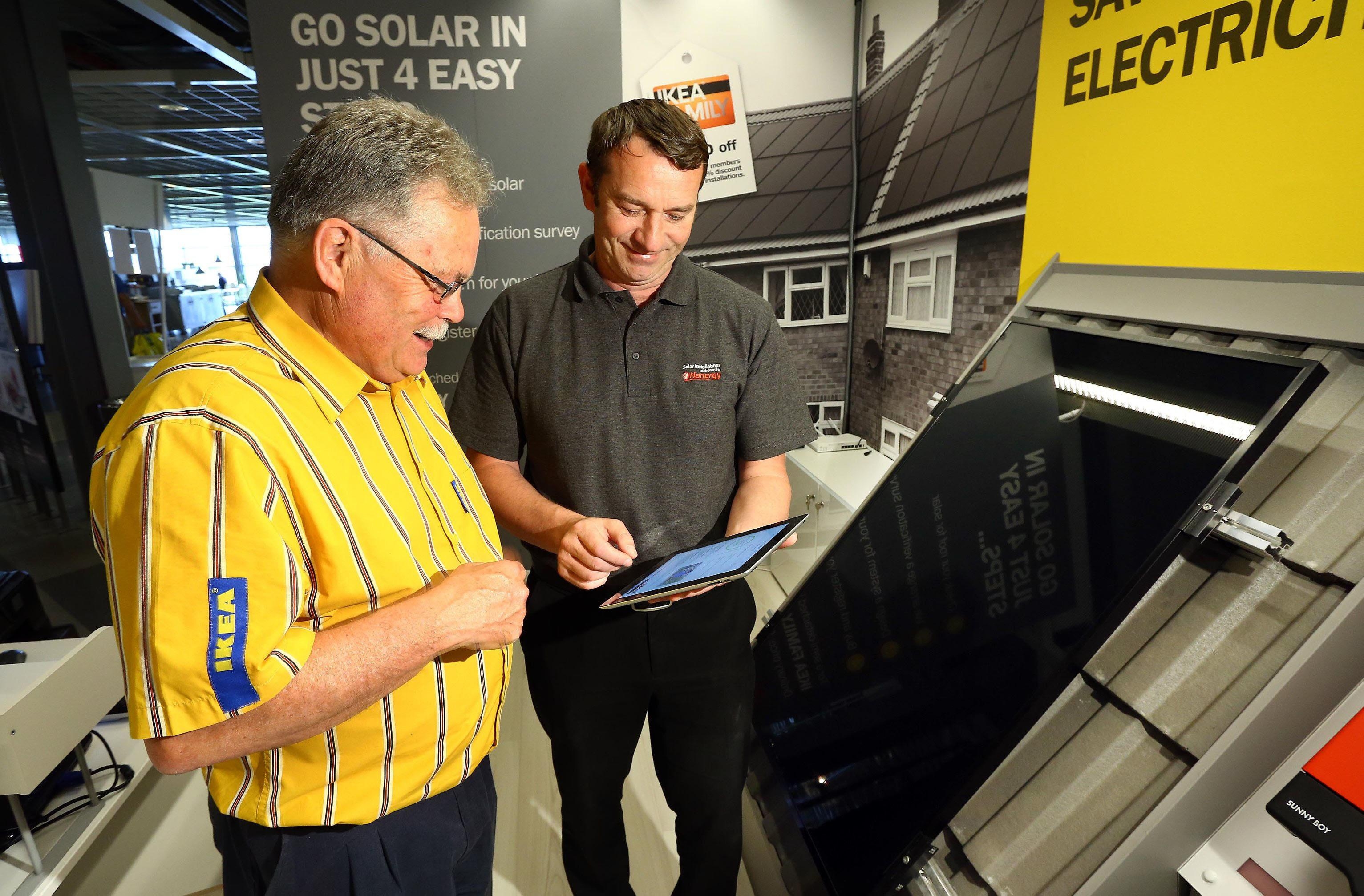 Belfast Store Launches Solar Energy Service