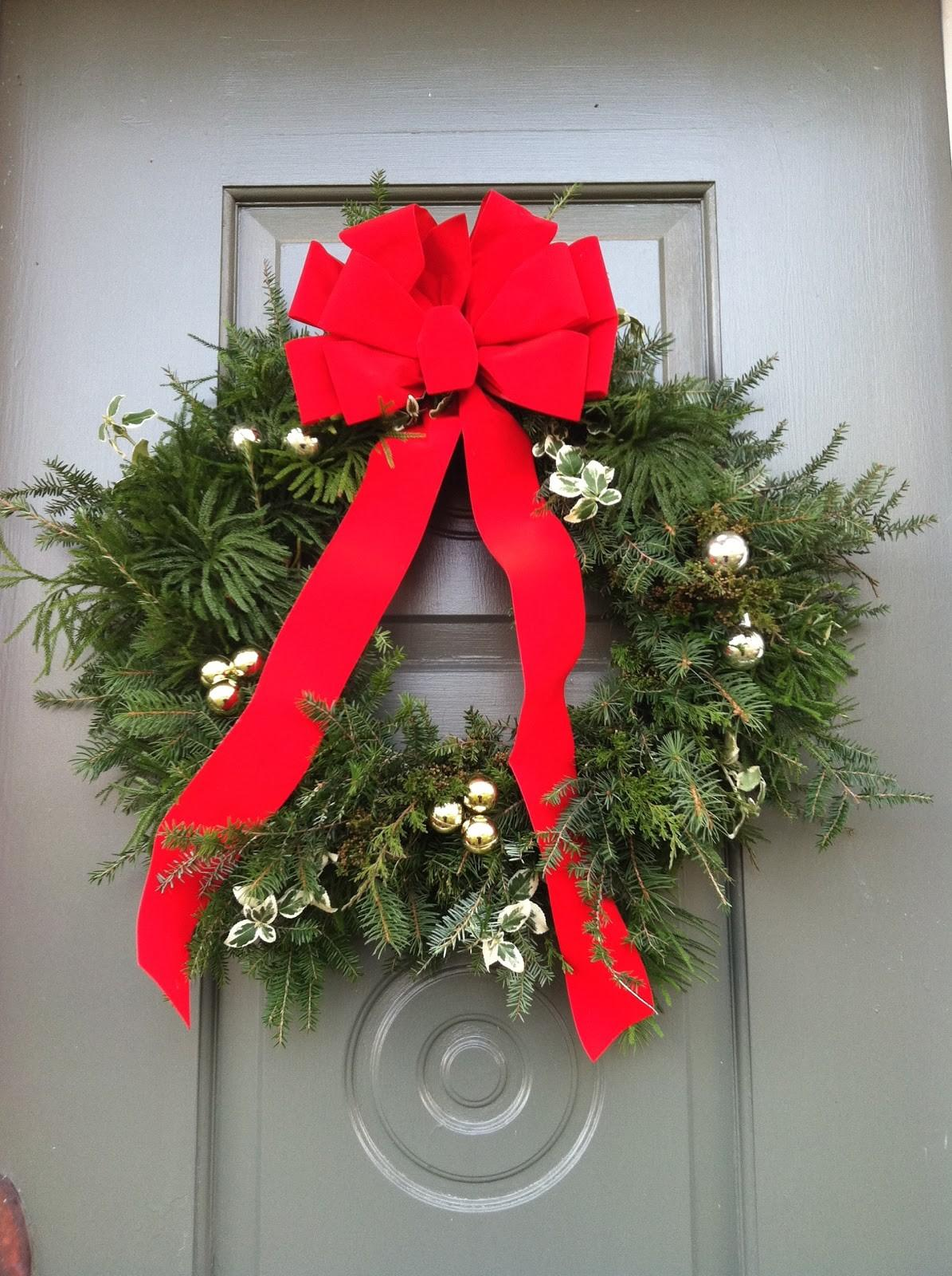 Belle Design Diy Holiday Wreath