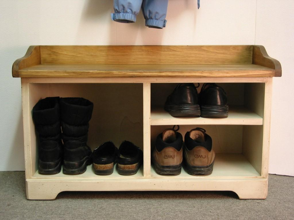 Bench Shoe Storage Diy Awesome House