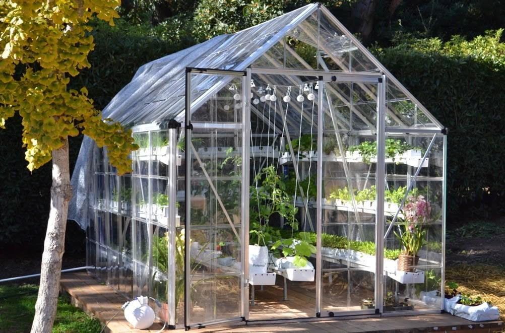 Benefit Greenhouse Hydroponic Learning